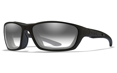 LIGHT ADJUSTING GREY LENS/MATTE BLACK