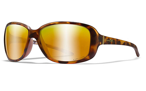 CAPTIVATE™ POLARIZED BRONZE MIRROR (COPPER BASE)/MATTE DEMI