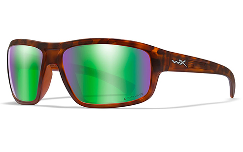 Captivate™ Polarized Green Mirror / Matte Demi