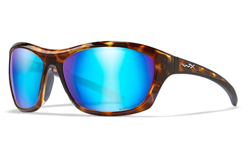 CAPTIVATE™ POLARIZED BLUE MIRROR (GREY BASE)/GLOSS DEMI