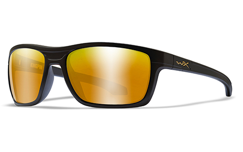 Polarized Venice Gold Mirror/Matte Black