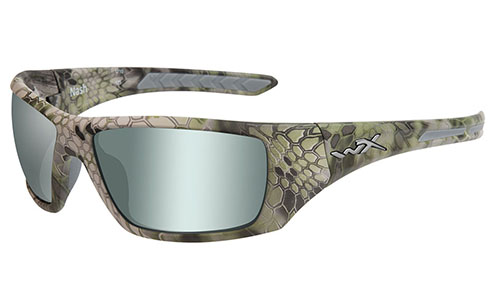 Polarized Platinum Flash (Green)/KRYPTEK Altitude