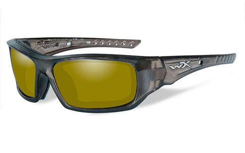 Polarized Yellow/Arrow Liquid Grey