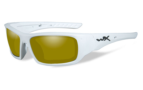 Polarized Yellow/Matte White