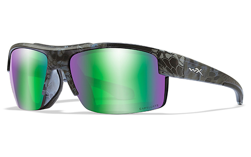 Polarised Emerald Mirror/Kryptek Neptune