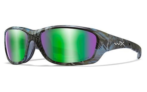 CAPTIVATE™ POLARIZED GREEN MIRROR (COPPER BASE)/KRYPTEK NEPTUNE