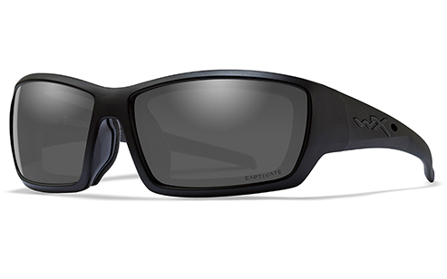 Captivate Polarized Grey/Matte Black