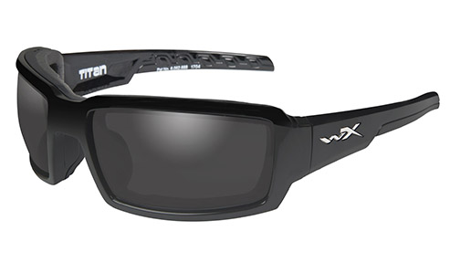 Polarized Smoke Grey/Gloss Black