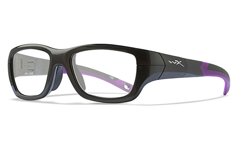 Standard Lens Clear/Graphite/Purple