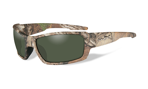 Polarized Smoke Green Lens/Realtree XTRA Camo frame