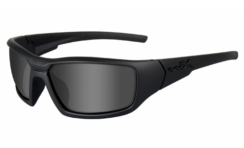 Polarized Grey/Matte Black