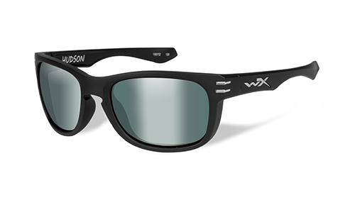 Polarized Platinum Flash (green)/Matte Black