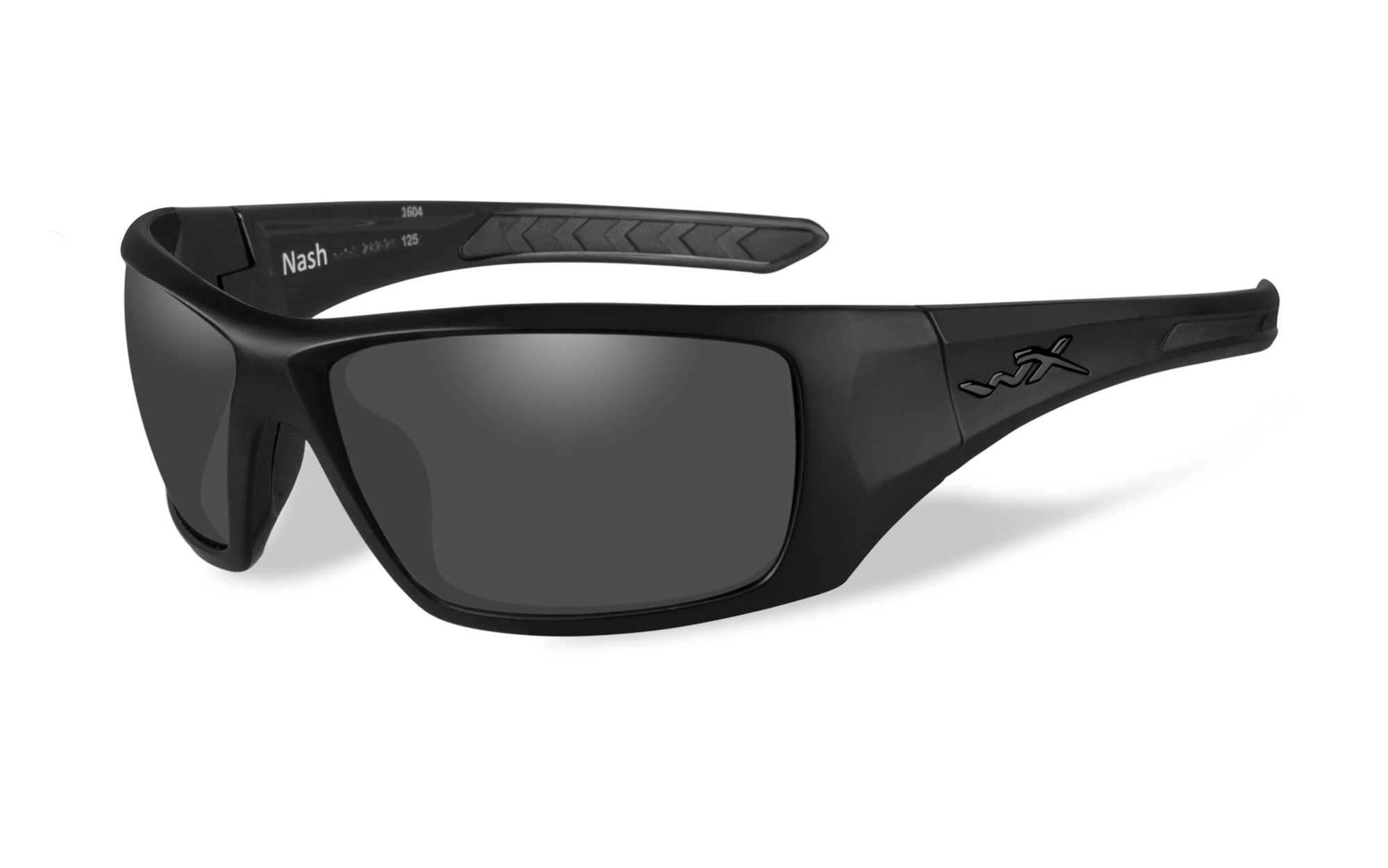 Polarized Smoke Grey/Matte Black