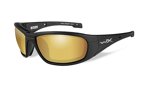 Polarized Venice Gold/Matte Black