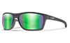 CAPTIVATE™ POLARIZED GREEN MIRROR (COPPER BASE)/MATTE GRAPHITE