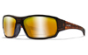CAPTIVATE™ POLARIZED BRONZE MIRROR (COPPER BASE)/MATTE HICKORY BROWN