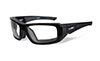 Clear Lens/Gloss Black Frame