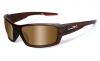 Polarized Lens Bronze/Matte Layered Tortoise